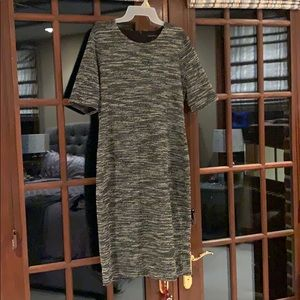 Banana Republic 3/4 sheath dress